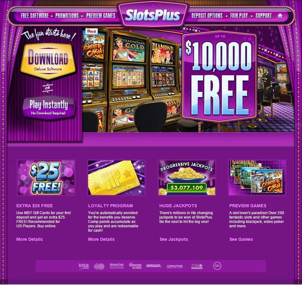 Free Play Online Casinos Usa