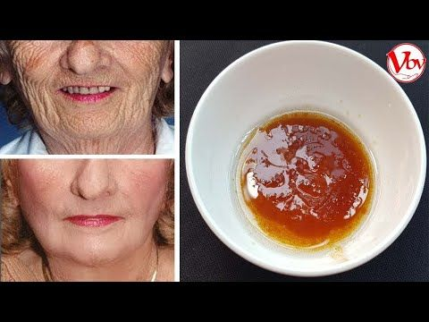 Photo of Goodbye WRINKLES – Smooth and elastic skin with only 3 ingredients …