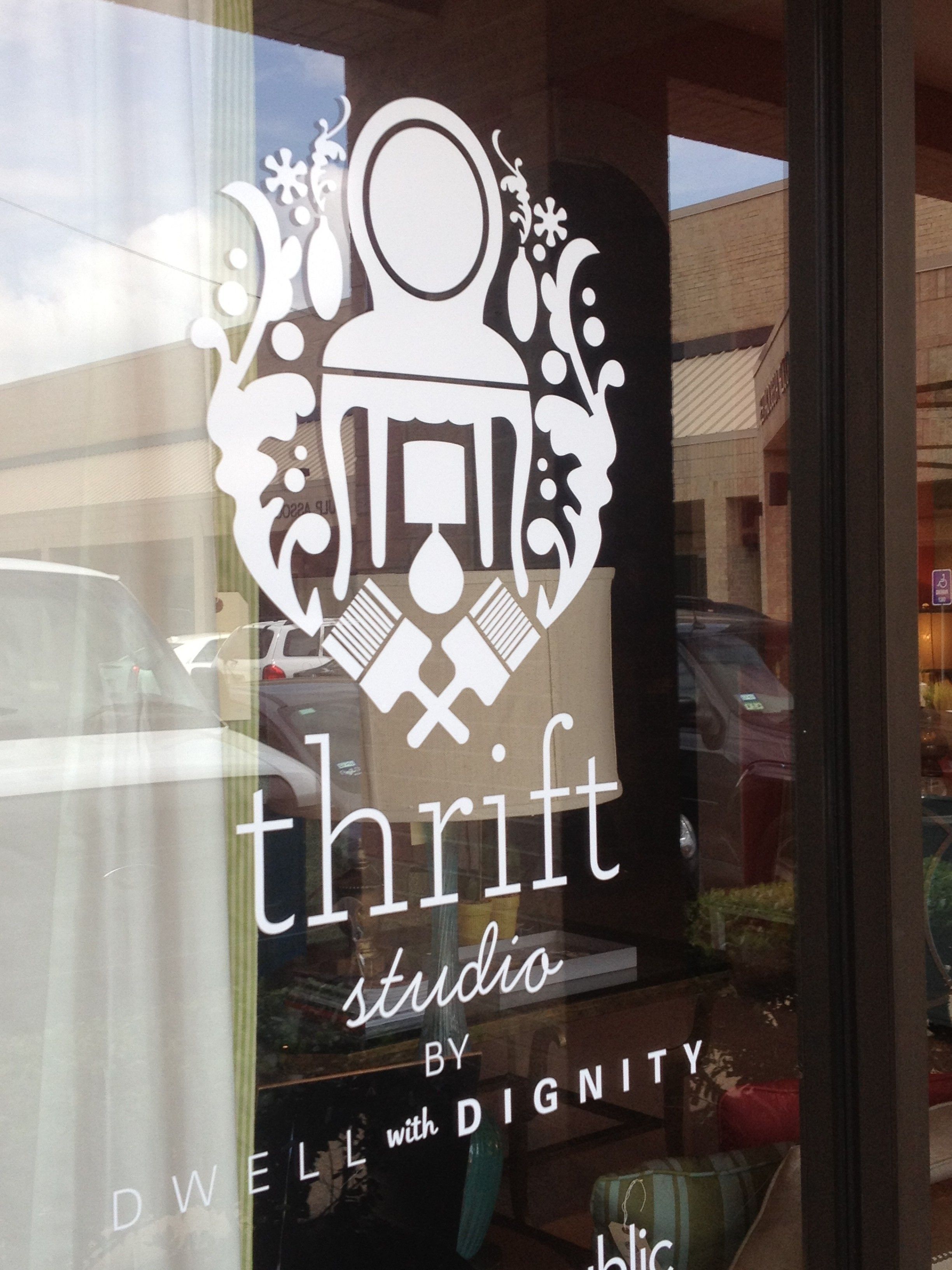 "Dwell with Dignity's ""Thrift Studio"" Going on Now"