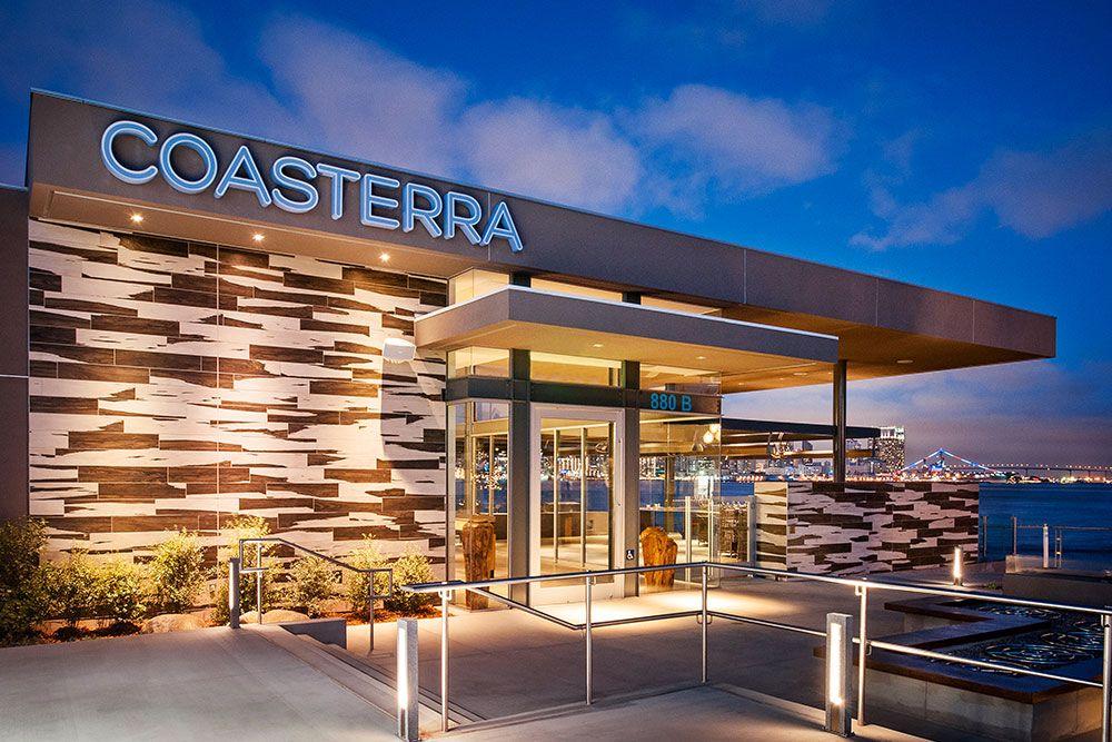 Coasterra Restaurant San Diego