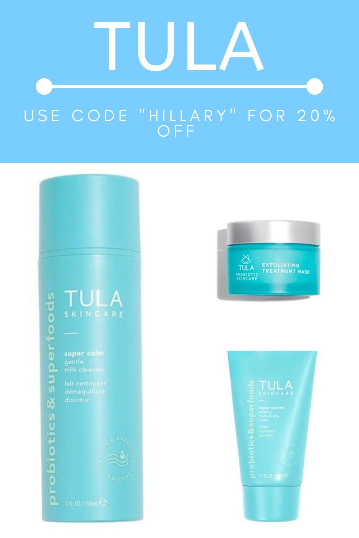 Tula Skincare In 2020 Tula Skincare Skin Care Beauty Favorites