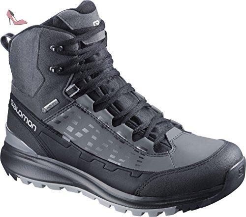 Salomon Kaïpo Mid GTX Chaussures Homme noir Modèle 46 2