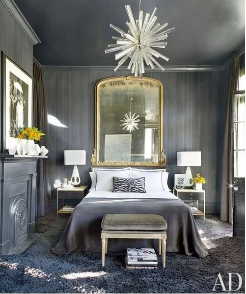 42 Gorgeous Grey Bedrooms: Pin By Maybelline Te On Shades Of Grey