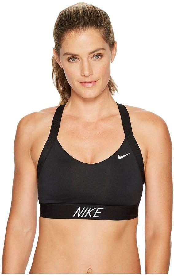d4bcdff5e78ad Nike Pro Indy Logo Back Sports Bra Women s Bra