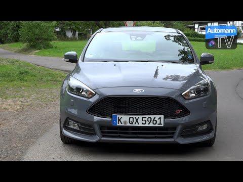 2015 Ford Focus St Diesel 185hp Drive Sound