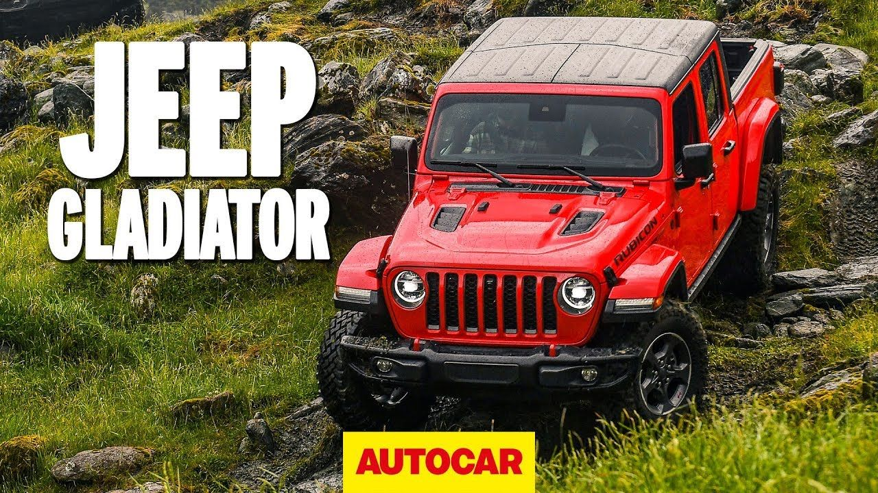 Jeep Gladiator 2020 Review How Good Off Road Is The New Jeep Pickup In 2020 Jeep Gladiator New Jeep Pickup Jeep Pickup