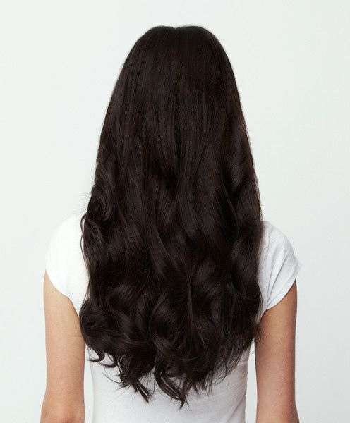 Mocha Brown - 1C (160g) Luxy hair extensions :) I need these!!!