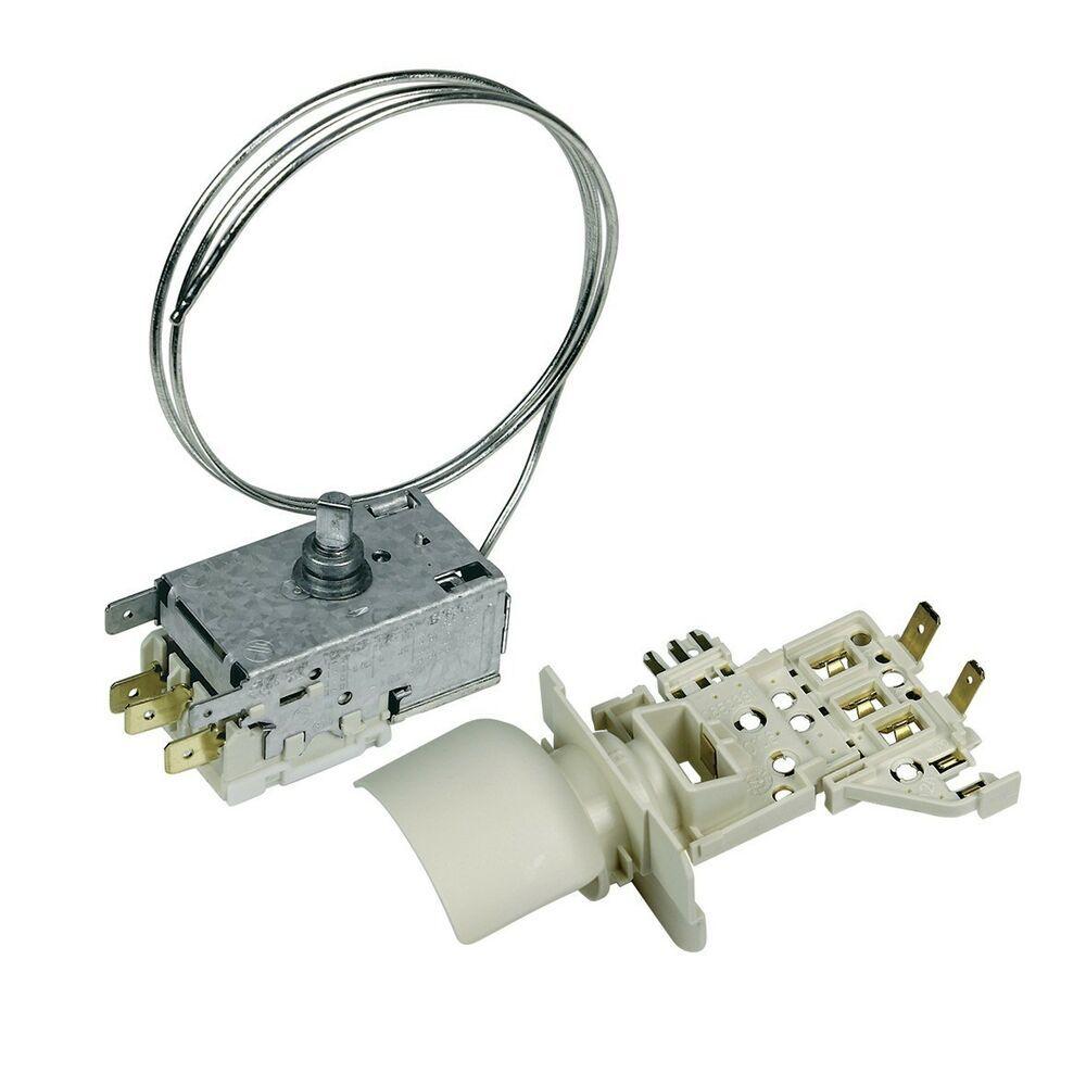 Thermostat Regler A13 0705 Atea Kuhlschrank Original Bauknecht 481228238231 Refrigerateur Congelation