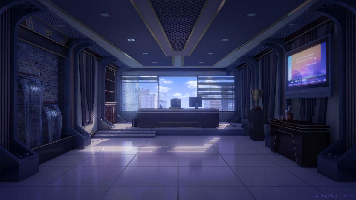 Ceo S Office By Jakebowkett Anime Scenery Episode Interactive