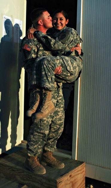 Joe military police army interracial