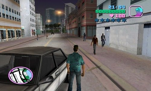 GTA Vice City Game For Windows 7 ,8 ,9,10,