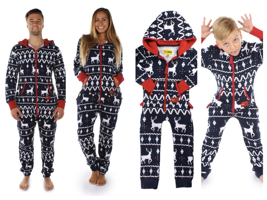 Matching Christmas Pajamas Holiday Family PJs
