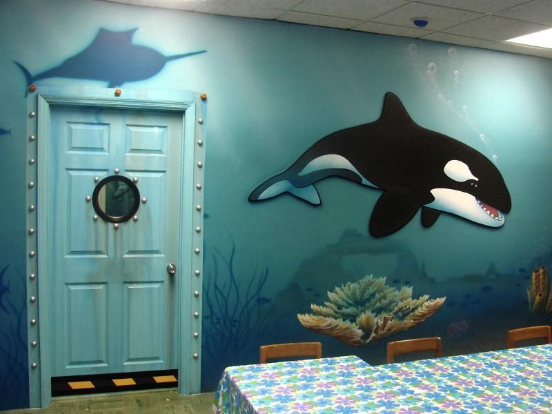 Exceptional Image Detail For   Kids Bedroom Decorating Ideas With Mural Wall Decoration Part 27