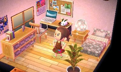 Acnl Madchenzimmer Animal Crossing Animal Crossing 3ds Animal Crossing Qr