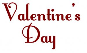Valentine's day title svg   Svg files   Valentines