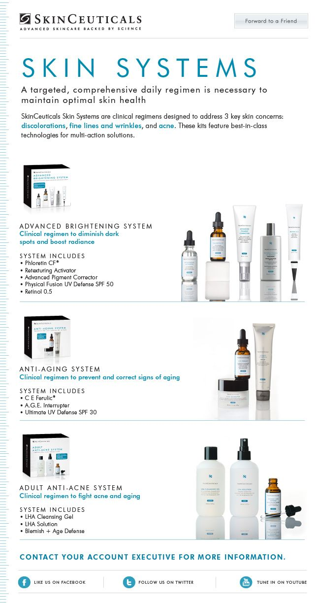 Skin Ceuticals Is A Clinical Grade Skin Care Line That Our Estheticians Specialize In This Brand I Professional Skin Care Products Skinceuticals Skincueticals