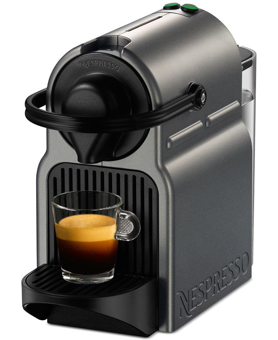 Nespresso Inissia Espresso Maker | Best espresso machine