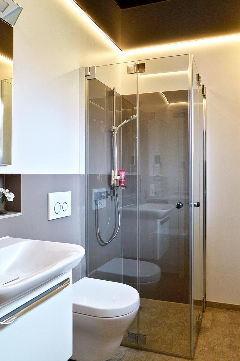 HEIMWOHL Badezimmer   Badgestaltung, Badezimmer, Led lichtband