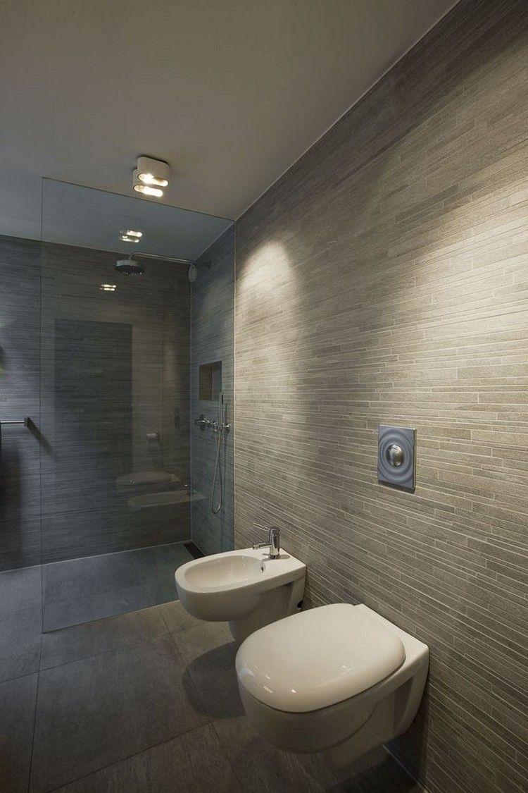 Lamparas de techo para cuartos de baño - 50 ideas | Colores grises ...