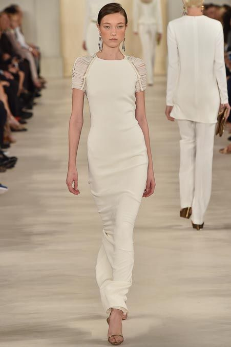 Ralph Lauren Spring 2015 Ready-to-Wear - Collection - Gallery - Look 50 - Style.com