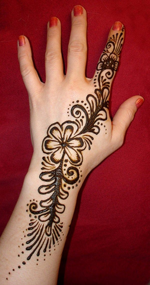 Wrist Tattoo Designs Henna Eid: Best Eid Special Mehndi Designs For Hand And Feet