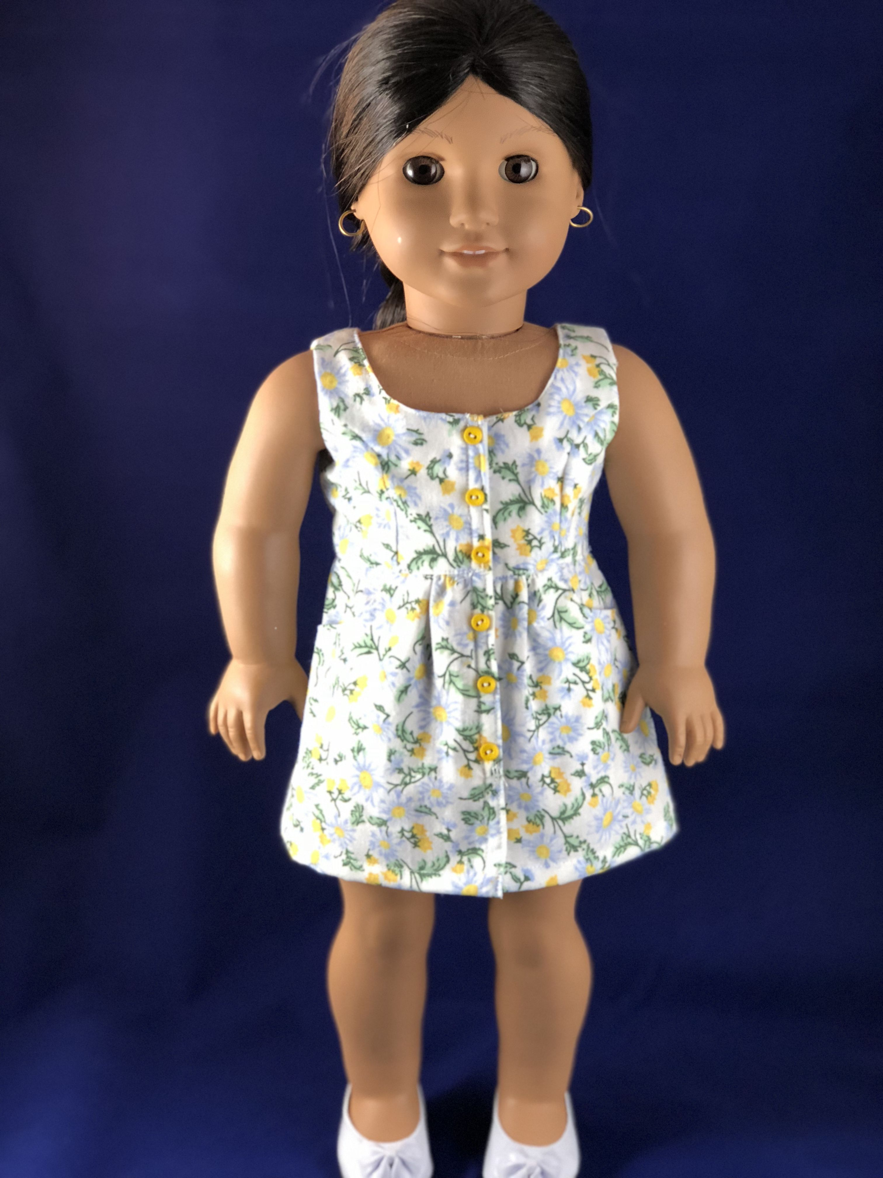 Lightning Ridge | Liberty Jane Couture Doll Clothes and
