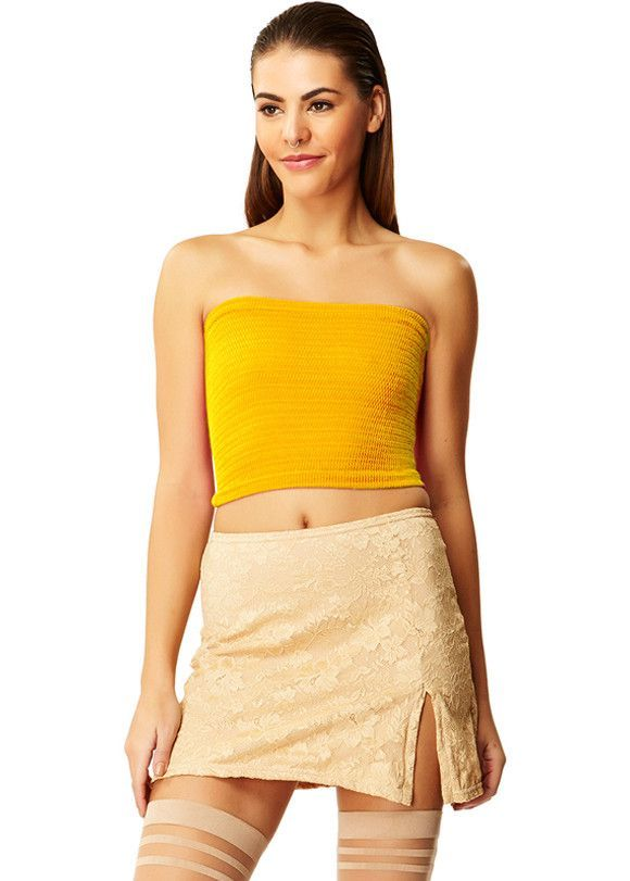 85493b4730 Yellow Submarine Tube Top