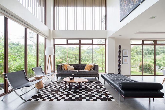 Modern Style For A 300sqm House In San Mateo Rizal Modern Style Furniture Home House