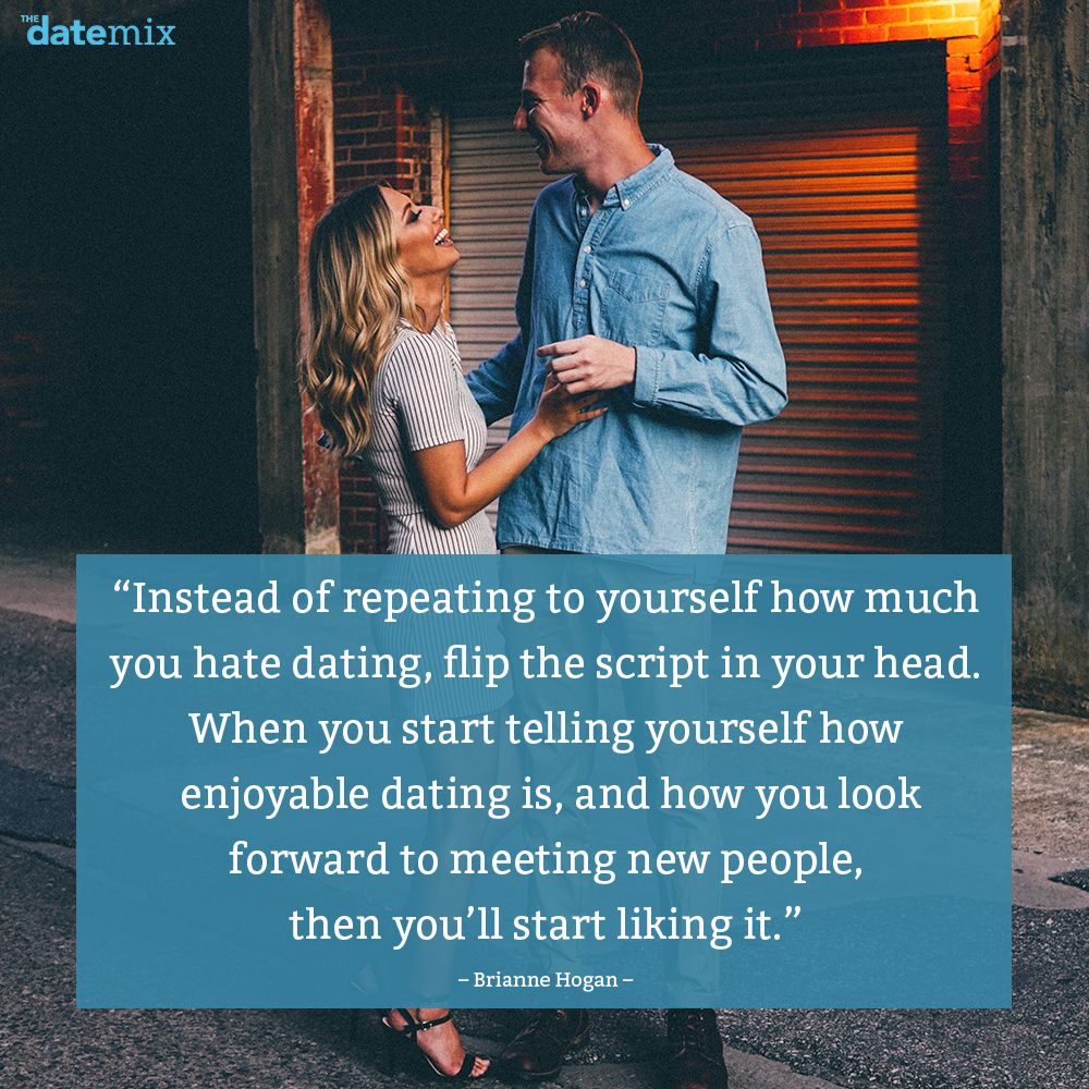 Dating site for what you hate