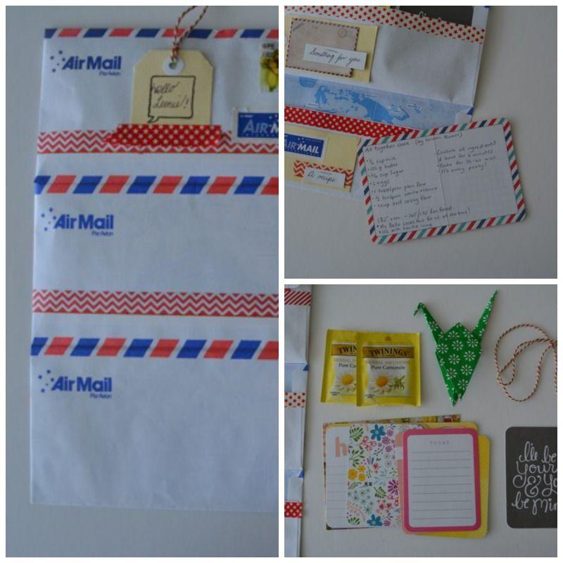 Pen pal letter writing ideas | crafts... | Pinterest | Pen pal ...