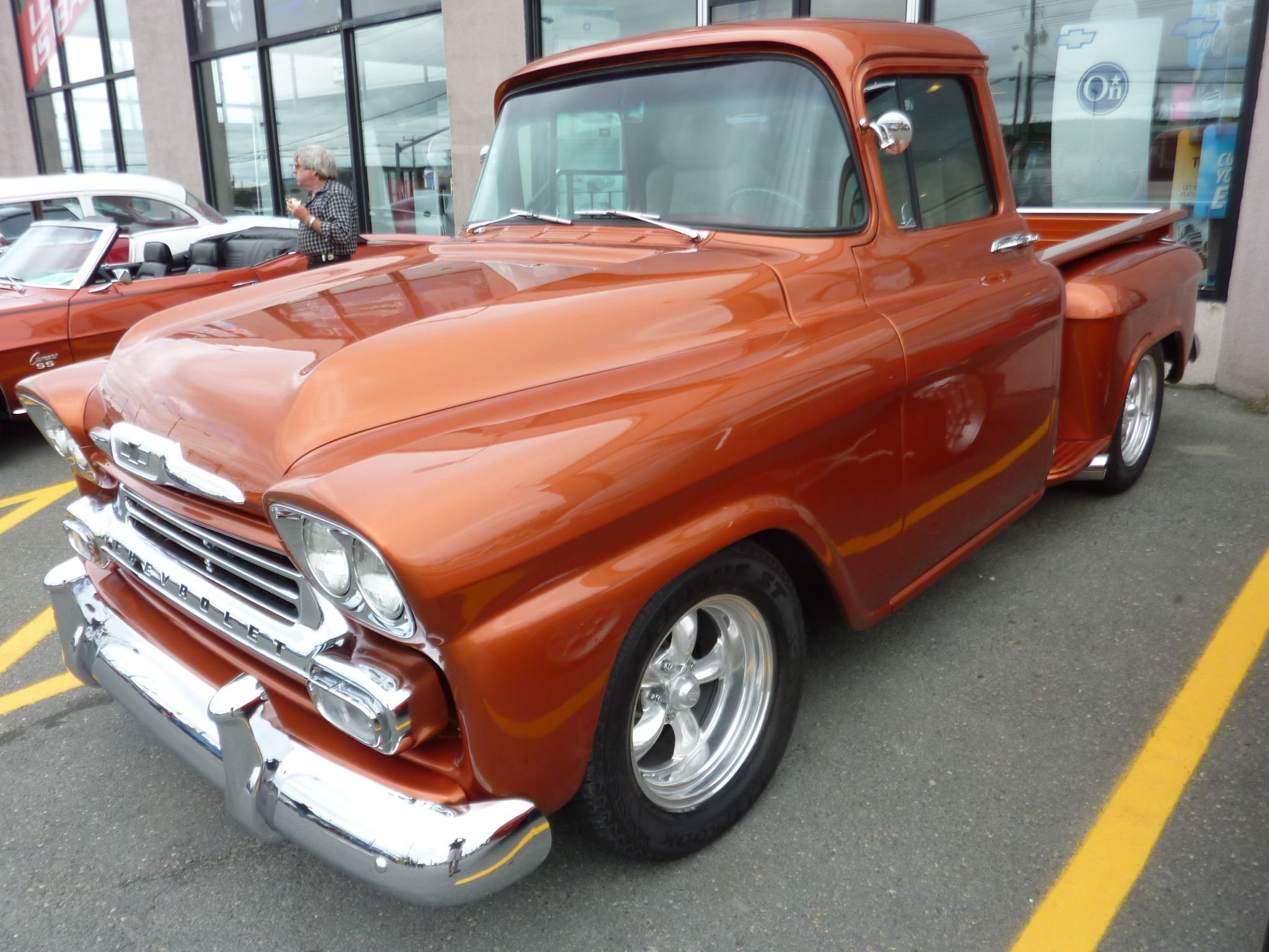 Old Chevrolet pickup truck. | Cars to Dream About | Pinterest ...