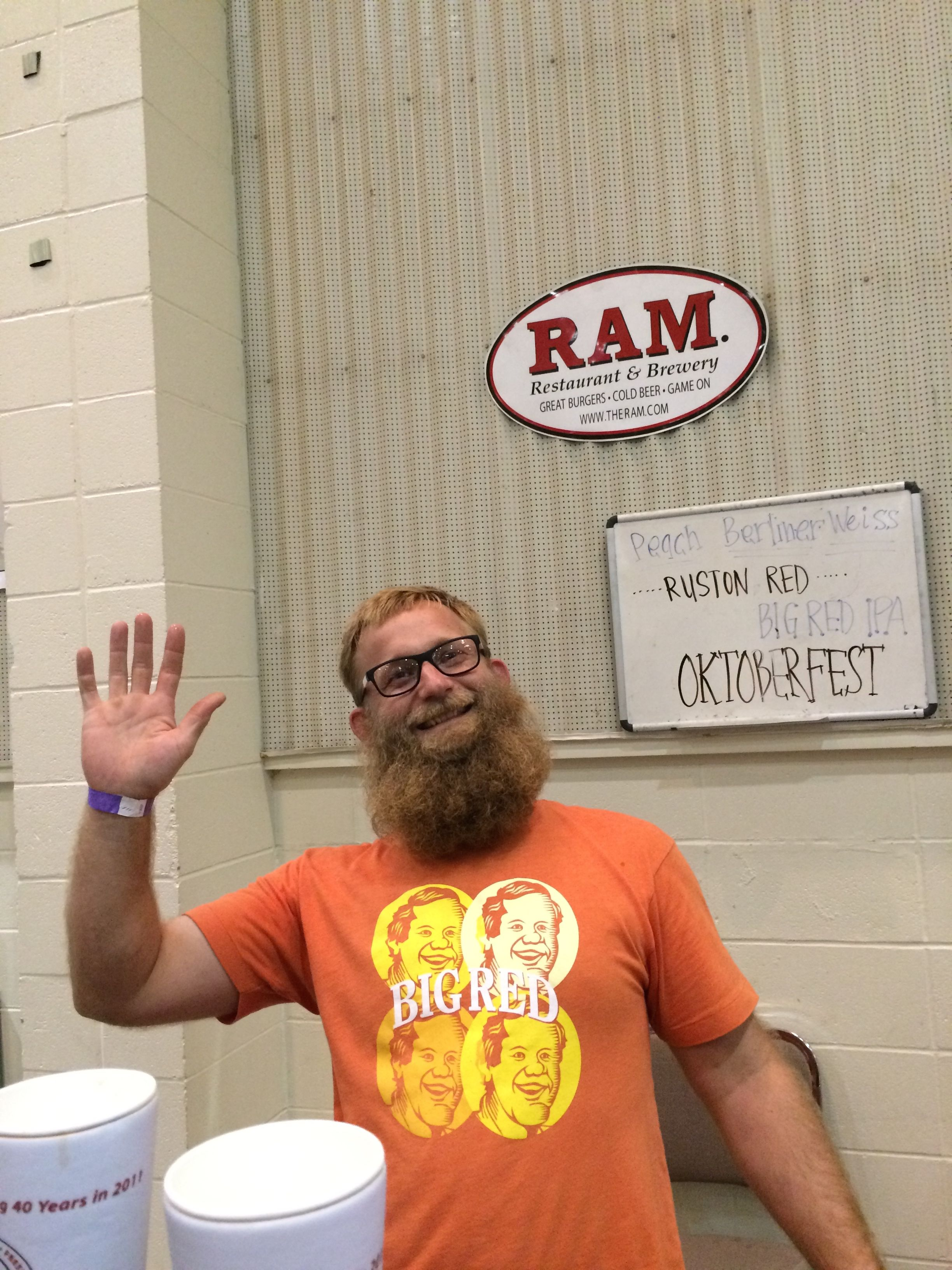 RAM Restaurant & Brewery, Tacoma, Washington