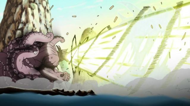 8 tails beast bomb