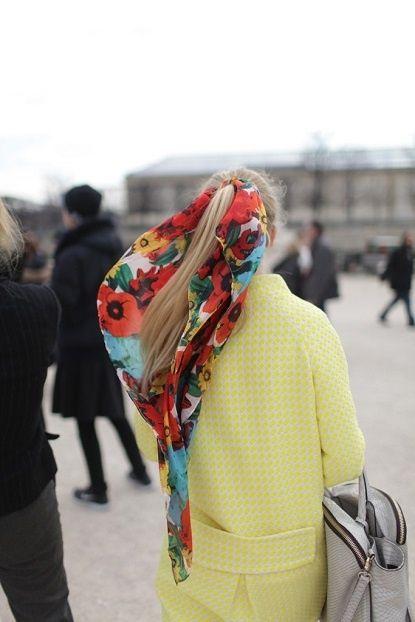 ac1a01eb Nieve en Noviembre: Decora tu cabeza con los complementos del verano ...
