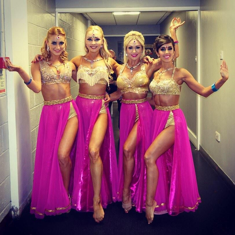 Looking stunning for the Bollywood Show dance x | Aliona Vilani ...