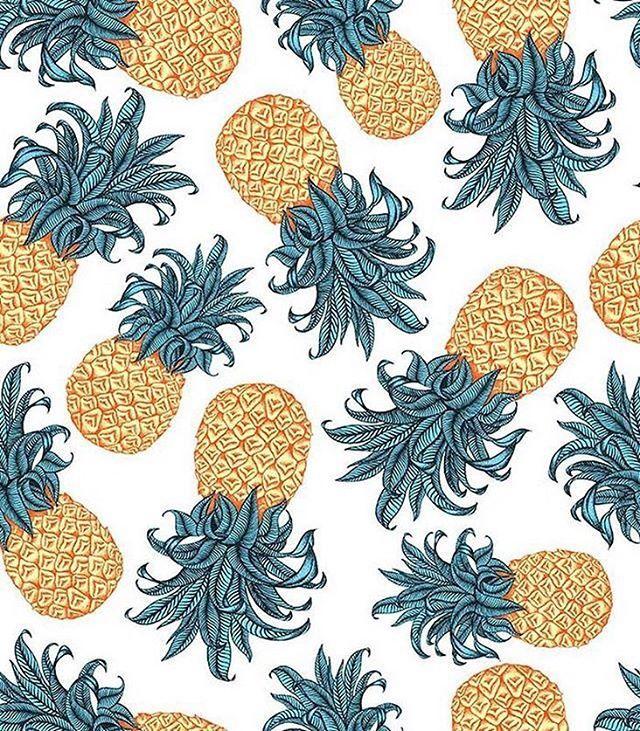 newonpatternbank pineapple