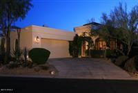 Beautiful homes at Scottsdale Mountain...