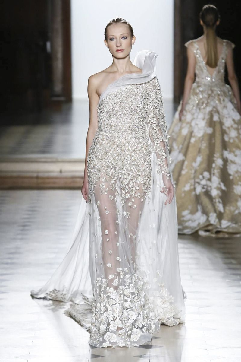 59316f1e377 Tony Ward Fashion Show Couture Collection Spring Summer 2018 in Paris