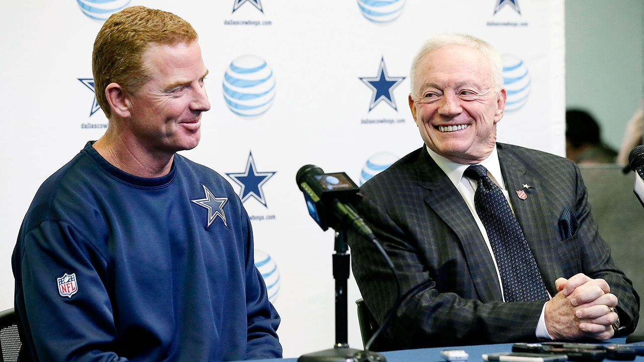 Jerry on Garrett contract Working without a net ESPN