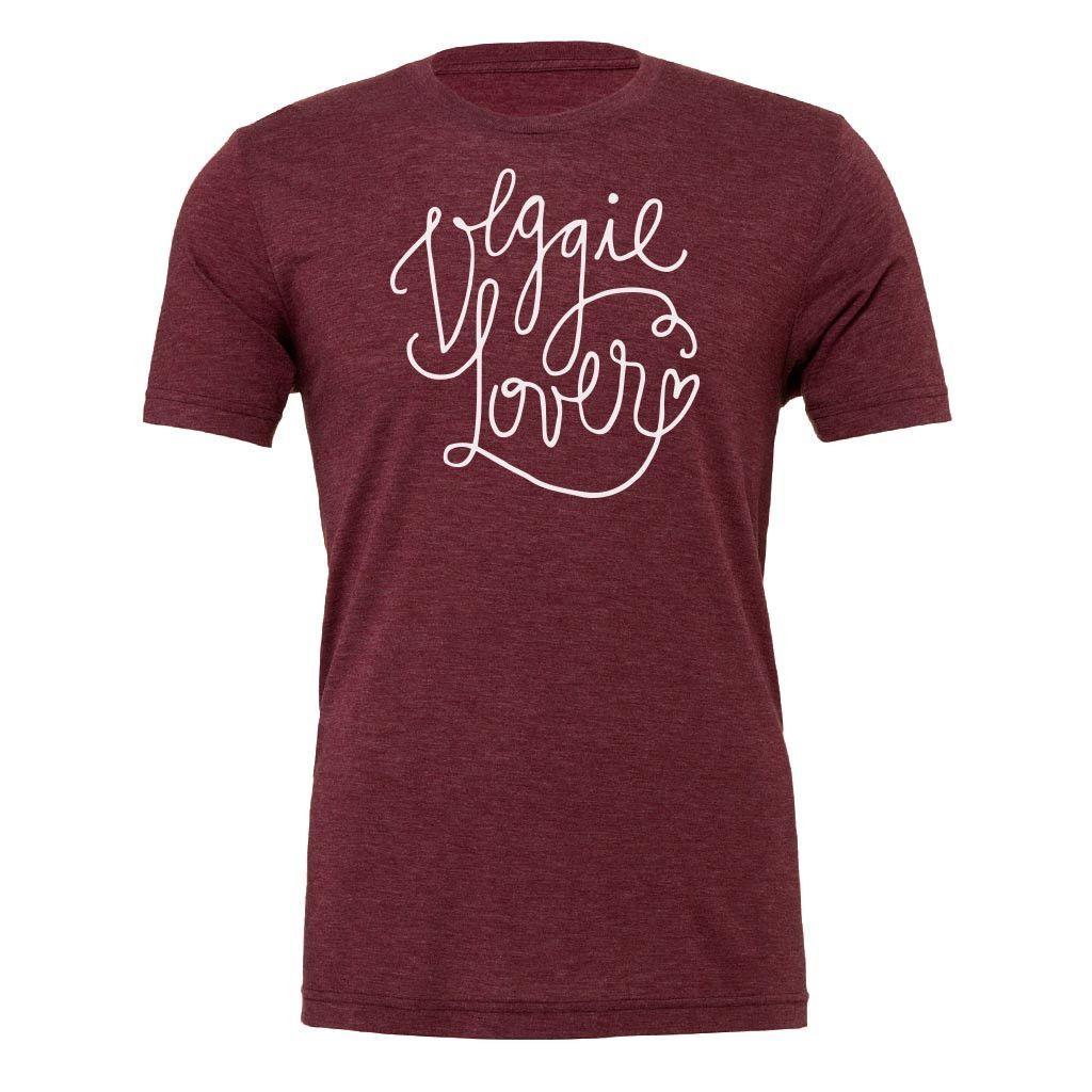 Vegan Clothing - Vegan Shirt - Veggie Lover Shirt