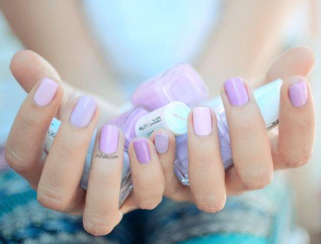 lilac & gradient <3