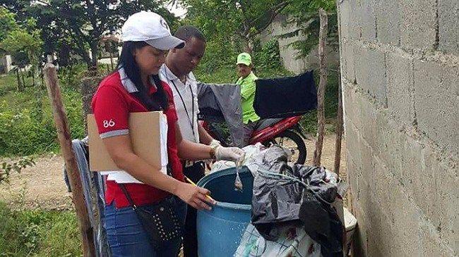 Contraloría realiza jornada de prevención y control del dengue, Zika y Chikungunya