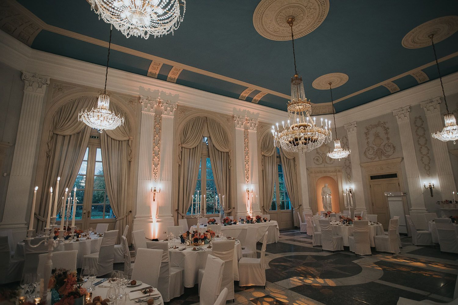 50f2ab0c8d Verena und Davids english style wedding in the Redoute in Bonn ...