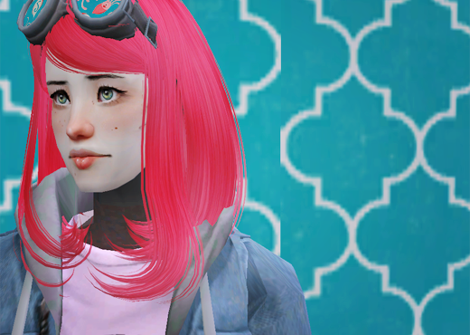 i also made a sim when i was trying to get used to bodyshop again haha…she doesn't have a name so excuse the stupid file name. feel free to rename her and do whatever you want with her! download here...