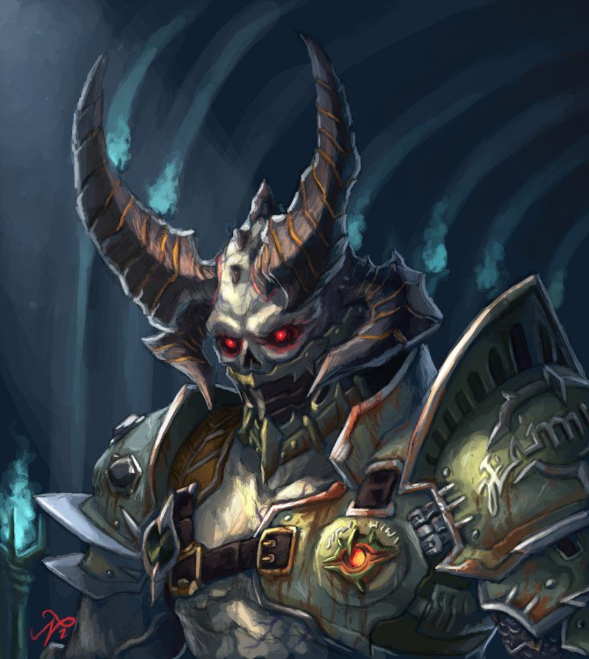 Doom Eternal Marauder By Xous54 Doom The Marauders Slayer Meme