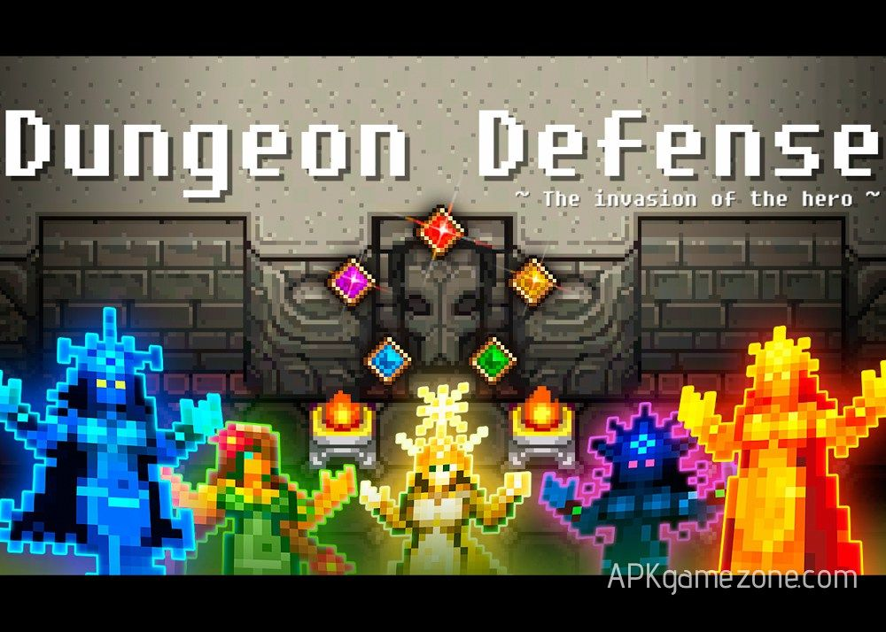 Dungeon Defense APK Mod | Best MODs! | Games, Android