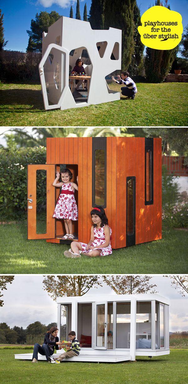 dream playhouses fmm kinderspielhaus kinder. Black Bedroom Furniture Sets. Home Design Ideas