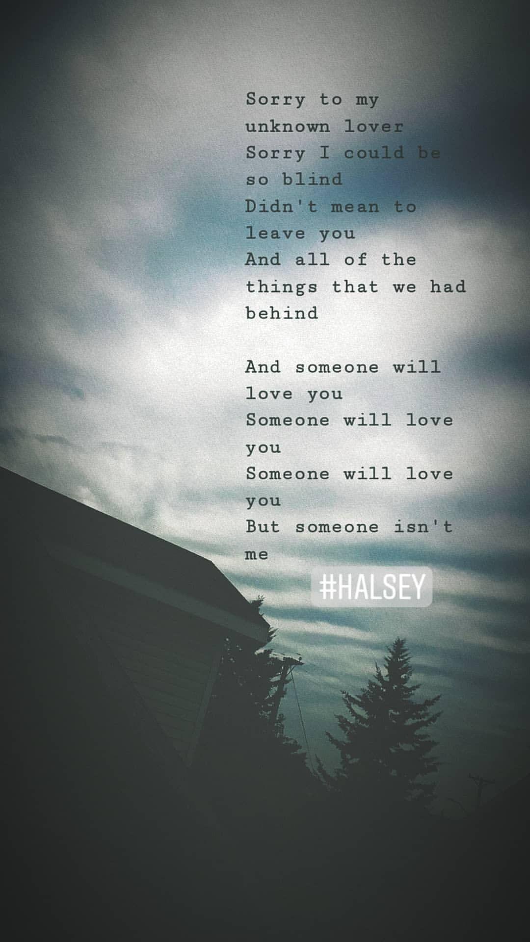 Will This Happen Now Halsey Lyrics Sorry Lyrics Lyric Quotes