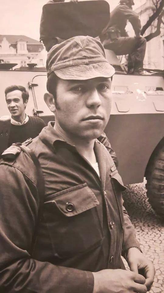 Salgueiro Maia, 25 de abril de 1974