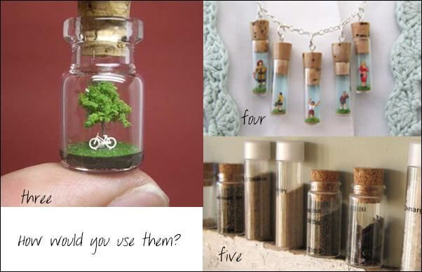 Diy Crafts With Small Glass Bottles Christmas Decor Craft Ideas